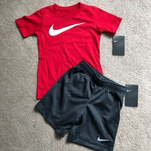 Nike Matching Sets - 4/4t Nike Outfit NWT